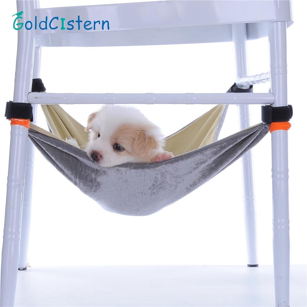 Cama de Franela de Algodón de Color sólido para Silla Jaula - Productos animales