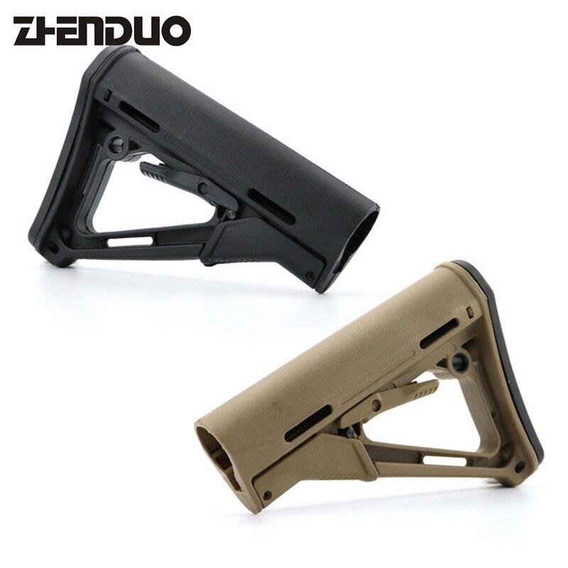 Water bullet Gel ball gun Tactics upgrade toy accessories butt of a rifle