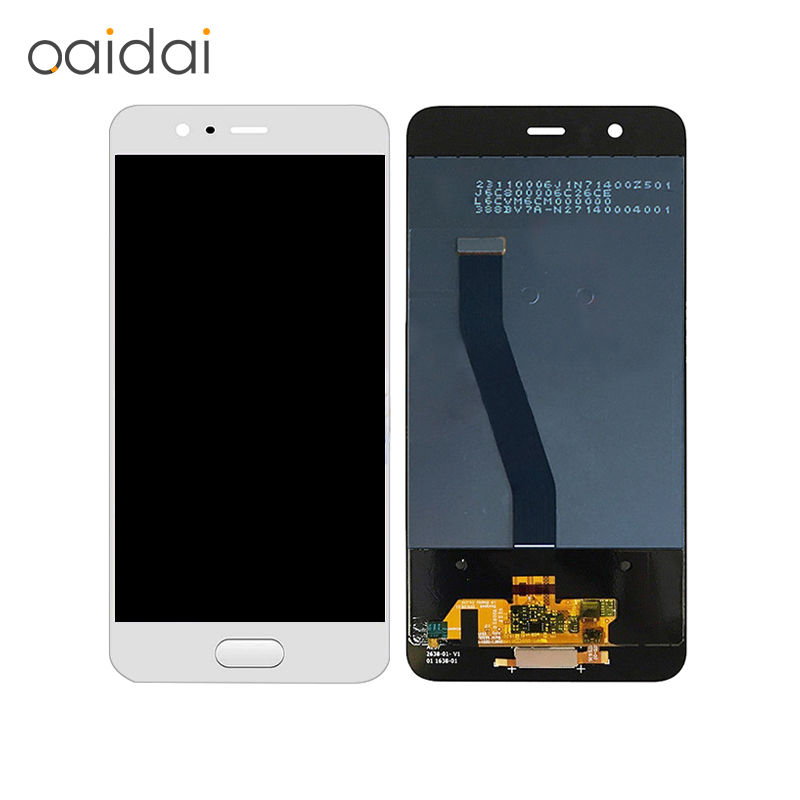 цена  LCD Display Touch Screen Digitizer Assembly For Huawei P10 Mobile Phone Replacement Parts With Tools Free Shipping  онлайн в 2017 году