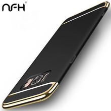 Luxury 360 Full Cover Phone Cases On for Samsung