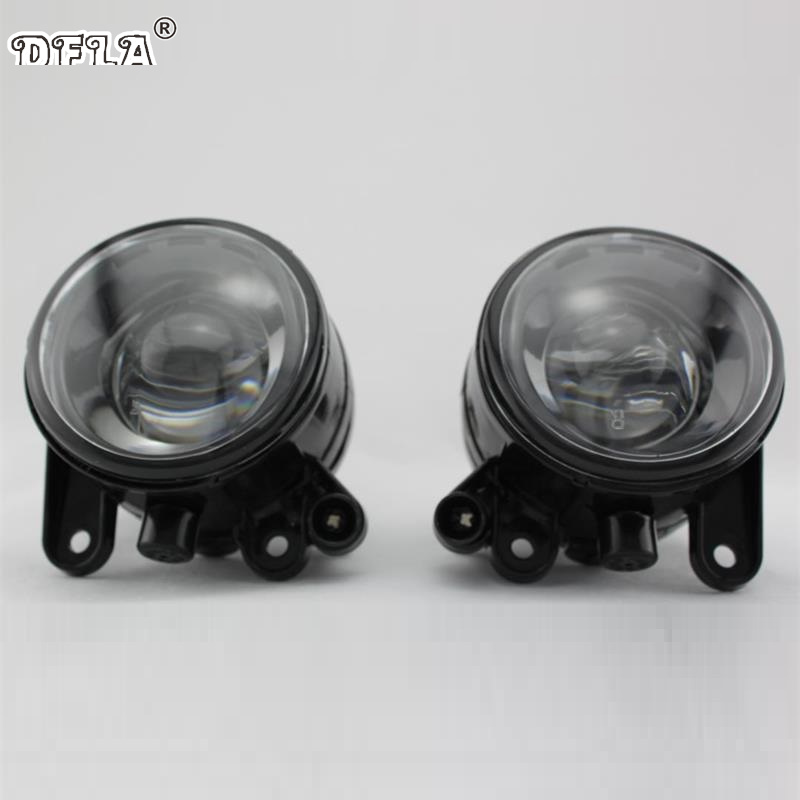 Car Light For VW Golf 5 Golf MK5 2004 2005 2006 2007 2008 2009 Car-styling Front Halogen Fog Light Fog Lamp With Convex Lense front bumper fog lamp grille led convex lens fog light angel eyes for vw polo 2001 2002 2003 2004 2005 drl car accessory p364