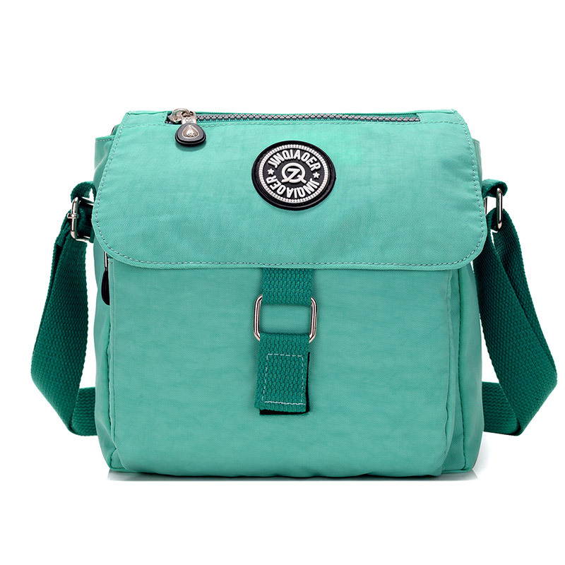 New waterproof casual women 39 s nylon casual messenger bag shoulder Japanese and Korean travel in Shoulder Bags from Luggage amp Bags