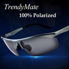 Hombres gafas de Sol Polarizadas de la Marca Polaroid Gafas de Sol Sport Driving Gafas Retro gafas de sol Masculino gafas de sol 066