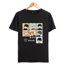 Bangtan BTS t-shirt Men/Women Fashion Harajuku T-shirt Summer Men's Cotton Casual tshirt Bangtan Male Female BTS TShirt Tops