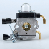 Carburetor For STIHL FS38 FS45 FS46 FS46C FS55 FS55R KM55R Trimmer C1Q S186A C1Q S143 C1Q