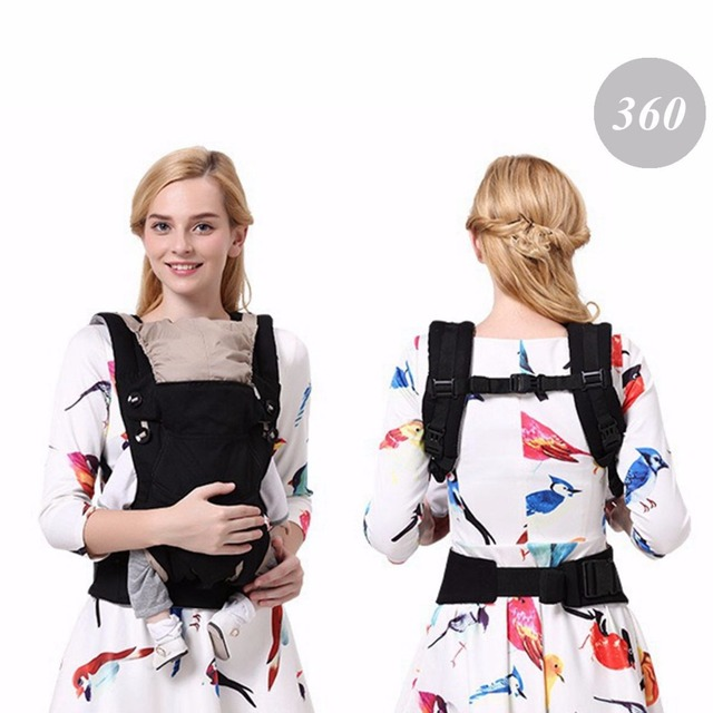 Breathable Baby Carrier 2