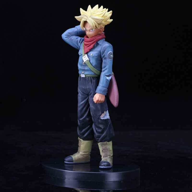 2020 perakende toptan dragon topu Z süper Saiyan Goku Son Gokou kutulu PVC Action şekilli kalıp koleksiyonu oyuncak hediye