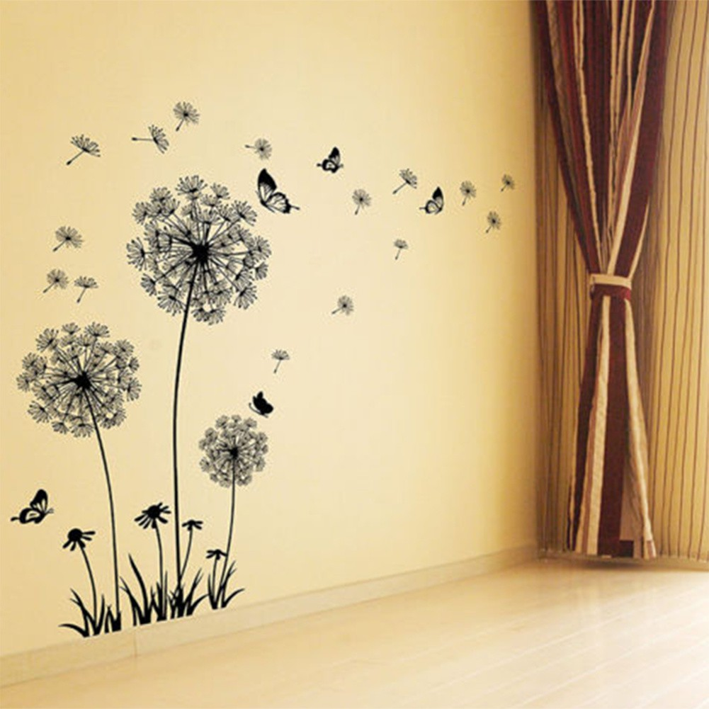 Pretty Wall Adhesive Art Contemporary - The Wall Art Decorations ...