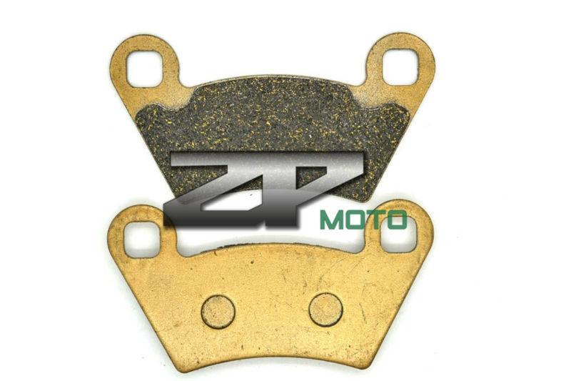 NAO Brake Pads For POLARIS 800 Ranger 2010-2013 Ranger 700 6x4 EFI 2008  Rear OEM New High Quality 8be4b5e0ac812