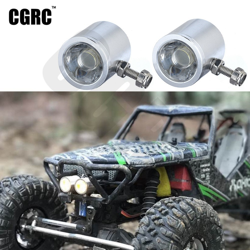 Highlight LED Spotlight Dome Light For 1/5 1/8 1/10 <font><b>RC</b></font> <font><b>Car</b></font> <font><b>RC</b></font> Boat TRX4 SCX10 RC4WD LOSI UDR Slash E-REVO <font><b>X</b></font>-<font><b>Maxx</b></font> Rovan Baja image