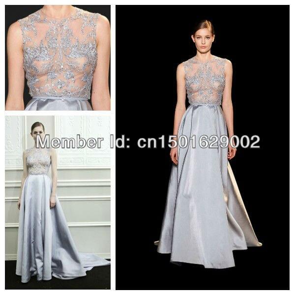 Evening dress for 50 plus