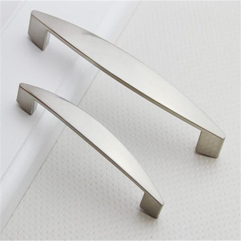 Zinc Alloy European style Kitchen Cupboard Door handle Pulls Drawer Knobs Fashion Furniture Handles for furniture Hardware