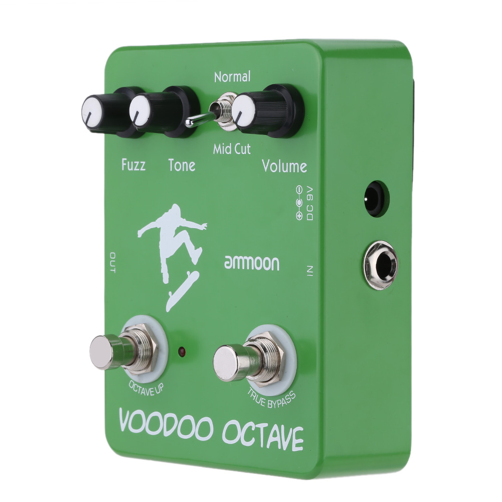 Electro-Harmonix Input Output Jack Replacement Nut /& Collar Good Vibes Pedal