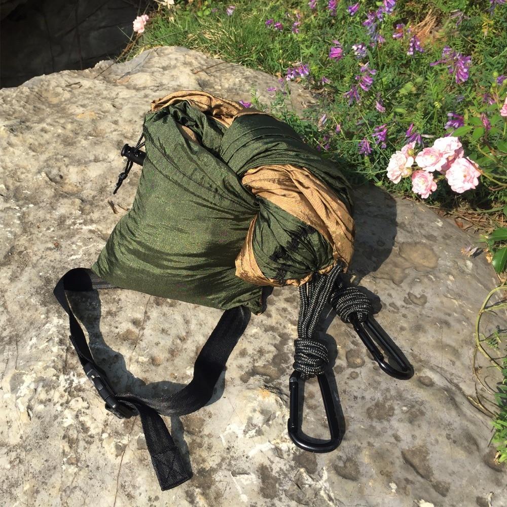Düşərgə paraşütü Hammock Survival Bağ Açıq Mebel - Mebel - Fotoqrafiya 5