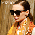 MIZHO Brand Designers Boutique Luxury Acetate Sunglasses Women Polarized Original With BOX High Quality HD Polaroid Lens Glasses