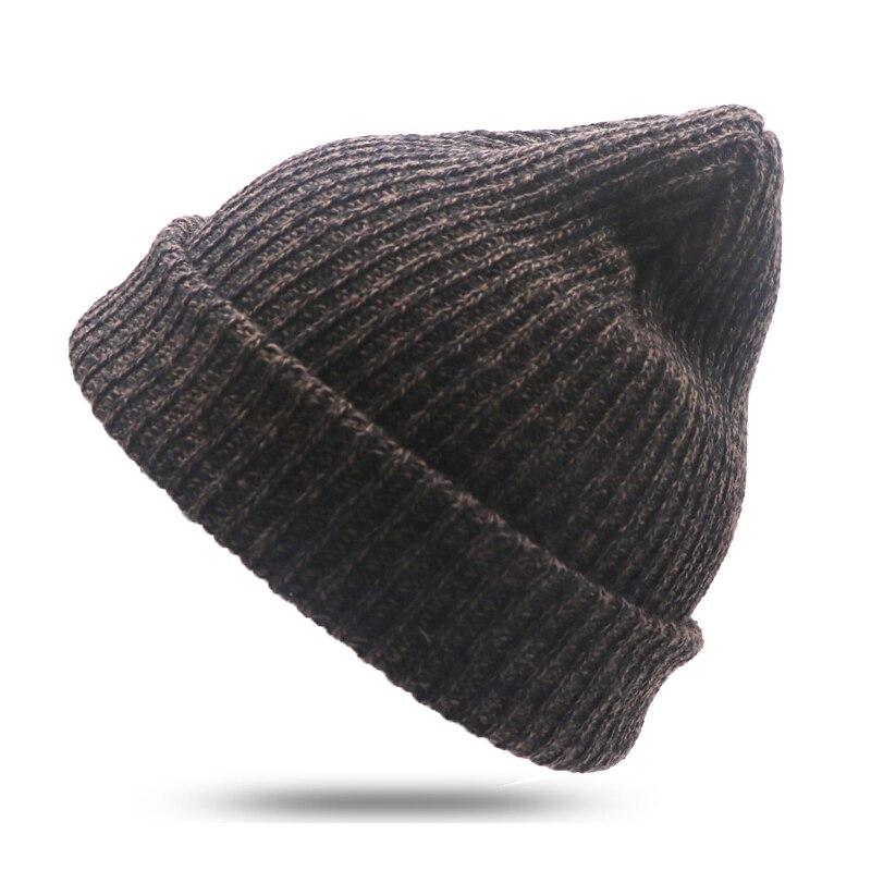 1e2b428982dd6 5 pcs Marca Gorros Gorro de Malha Chapéu do Inverno Caps Skullies Cap  Gorros Chapéus de Inverno Para Mulheres Homens Beanie Cap