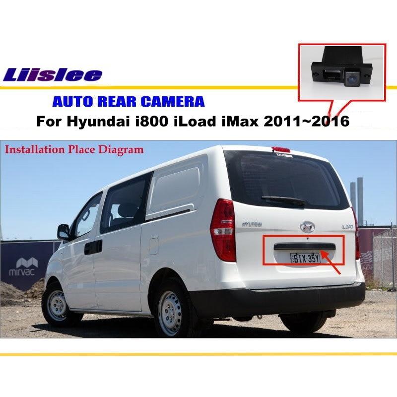 Hyundai I800 Price: Liislee Car Rear View Camera For Hyundai I800 ILoad IMax