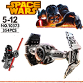 JWLELE@Star Wars SPECIAL FORCES DV TIE FIGHTER prototype 79082 assembling building block toy BELA 10373 with 354PCS
