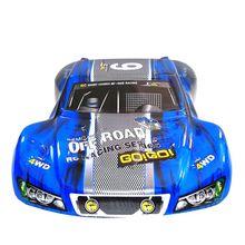 HQ 727 PVC Car Shell Surface Body M0280 for 1/10 4X4 Slash Case Y51E