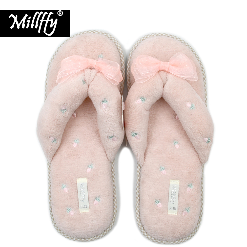Millffy home floor slipper shoes super soft coral velvet fleeces shoes sapatos masculino flip flops Japanese-style slippers super slipper taipei