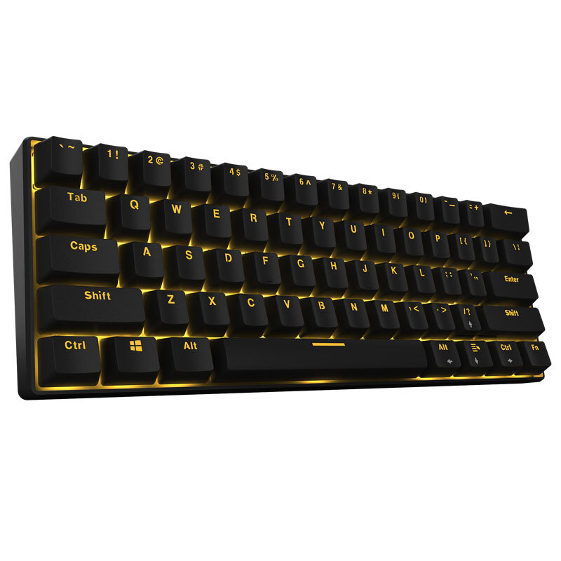 Professional Mini Bluetooth Wireless Backlit Gaming Mechanical Keyboard Blue/Black/Red/Brown Switch Wired Game Keyboard For PC new professional gaming mechanical keyboard 104 keys colorful backlit blue switch game keyboard for pc laptop