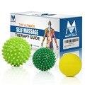 Conjunto massagem Bola Bola de Volta Bola de Lacrosse Terapia Sports Gym Crossfit Para O Alívio Efetivo Da Dor Muscular Liberação de Cuidados de Saúde