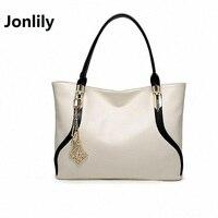High Quality PU Europe America Fashion Trend Simple Women S HandbagS Single Girls Shoulder Bags GL020