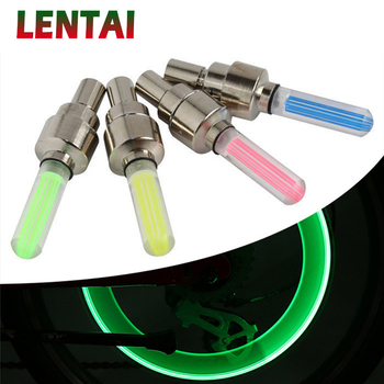 LENTAI For BMW e46 e39 e90 e60 e36 f30 f10 e30 x5 e53 f20 Fiat 500 punto Seat leon ibiza Car Wheel LED Tire Valve Tyres Covers image