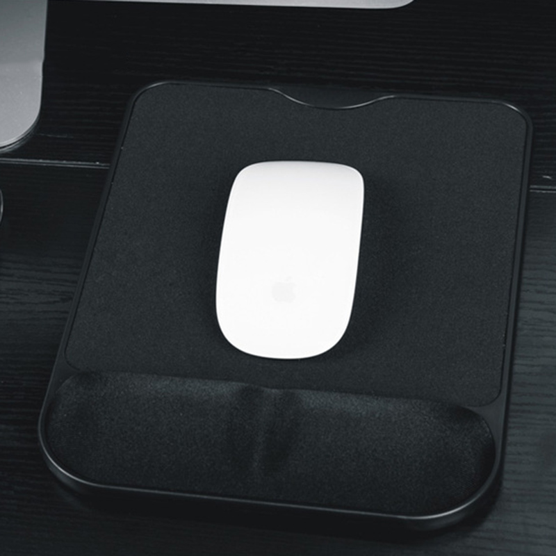 Comfort Wrist Mouse Pad Wrist Rest Gaming Mousepad Game Mouse Mat for Work Gamers Computer ND998