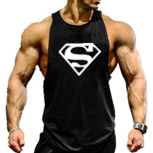 Wholesale Cotton Golds NPC Clothing Men Bodybuilding Tank Top Fitness World of Tank Animal Undershirt Luxe Stringer Vest Men