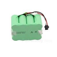1 Pc XR5100 Battery 2200MAH Robot Vacuum Cleaner Ni Battery Original Robotic Vacuum Replacement Parts Free