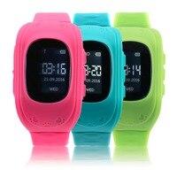 Smart Watch Q50 Accurate £ StationTracker Locator SOS Di Emergenza Anti-Perso Da Polso Intelligente per I Bambini Android App PK Q80 Q90 Q60