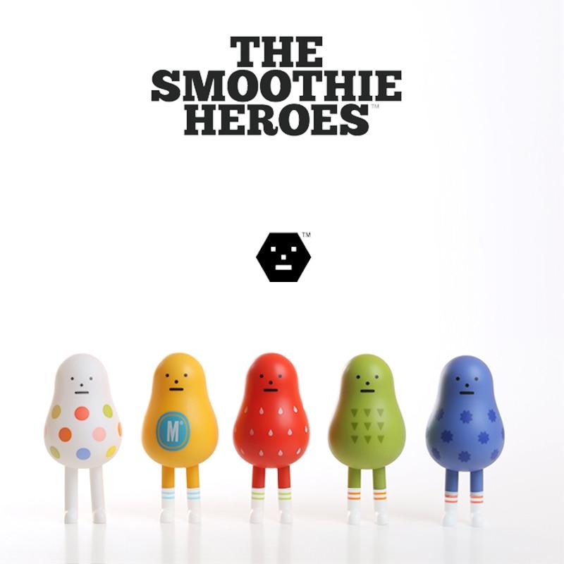 SML Sticky Monster Lab Milk Shake Series Fashion Toy Model