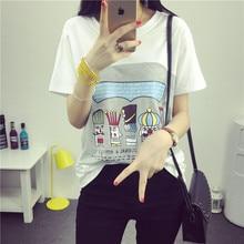 Short Sleeve Breastfeeding T-shirt for Summer Pregnant Women