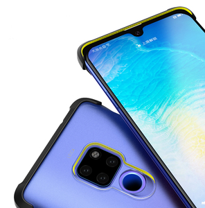 Image 4 - XUNDD Case for HUAWEI Mate 20 Pro Case Protective Cases Matte Frosted Shockproof Cover Unframed Shell For Huawei Mate 20 X Case