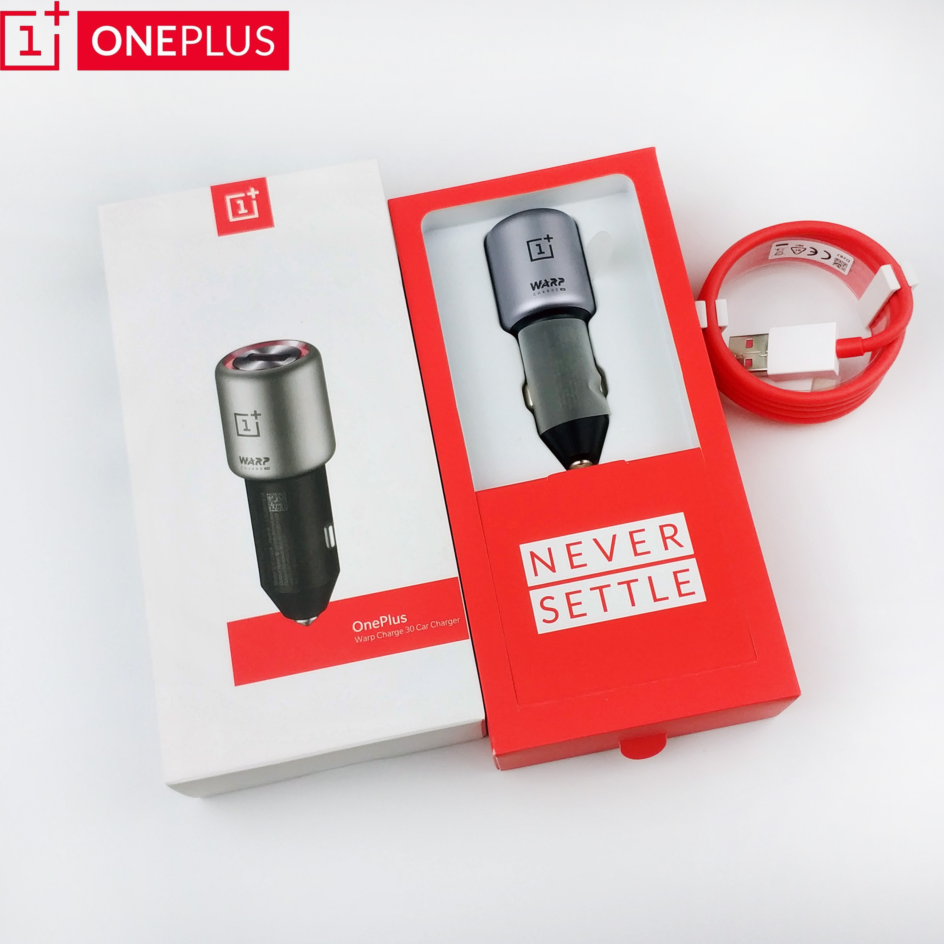 Hot Sale] Original Oneplus 6 Dash Car Charger Dash Charge