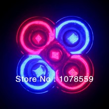New Hydroponics Lighting E27 15W Plant Led Grow Light Lamp Bulb 3 Red 2 Blue For Flowering Plant and Hydroponics System 85-265V