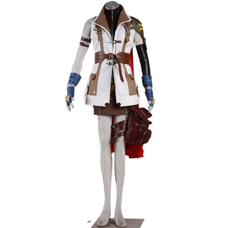 Final Fantasy cosplay Clothes Ride Clothing Clothes Women Cloak