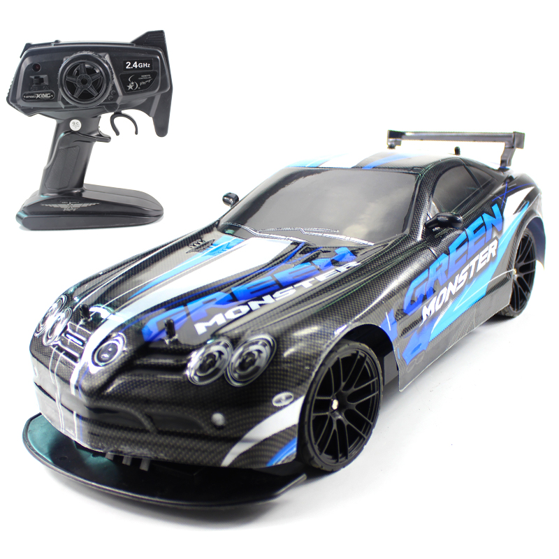 Rc Car Off Road Monster Truck Car Remote Control 1 10 High Speed Racing Car Climbing 2 4g 4ch 4wd Electric Car Vehicle Toys Gift Rc Cars Aliexpress