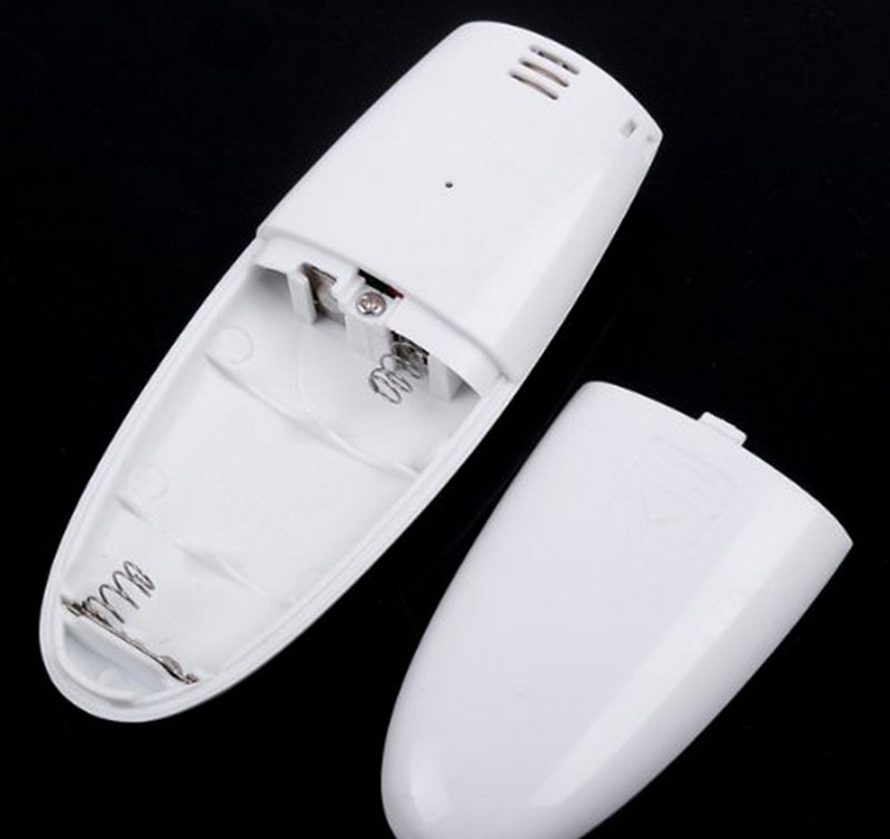 Portable Mini Professional Digital Alcohol Breathalyzer Analyzer Detector Tester with LCD Display and Alarm Alert