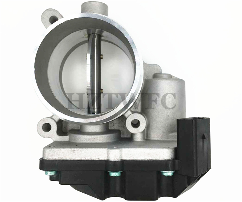 Free Shipping 5 PIN Throttle Body For Audi A6 A8 Q7 For VW Touareg 2.7 3.0 TDI 059145950 059145950A 059145950D
