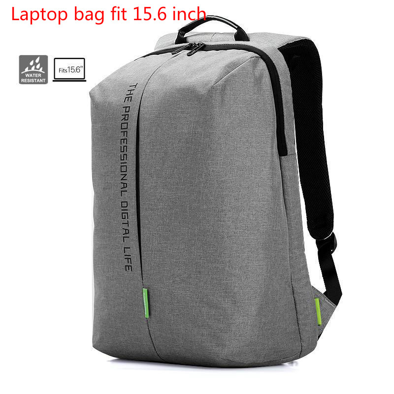 Kingsons 15.6 Inch Laptop Backpack High Quality Waterproof Nylon Bags Business Dayback Men and Womens Knapsack for Men Women