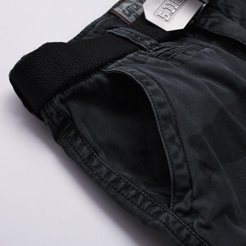 2015 sommer herren armee fracht arbeit lässig bermuda shorts - Herrenbekleidung - Foto 4