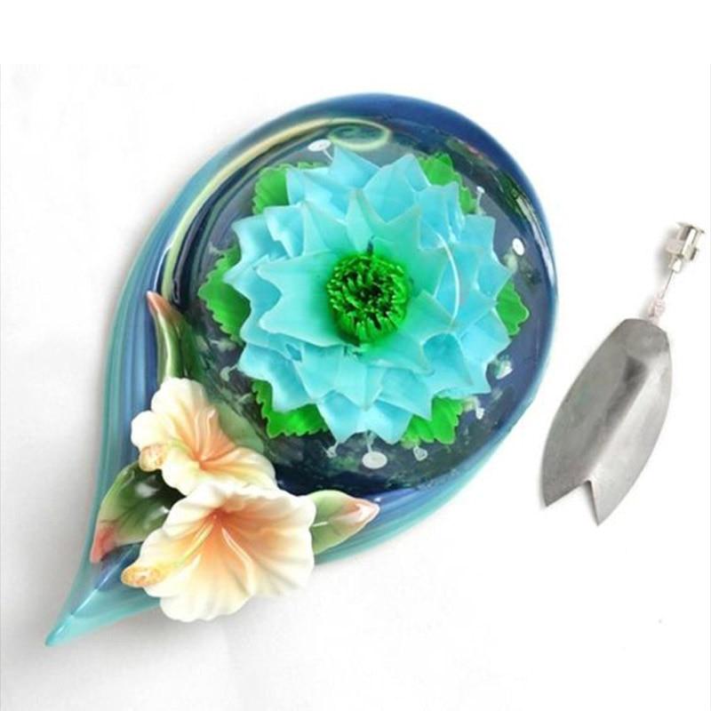 3D jelly çiçək sənətkarlıq alətləri 3D jelatin sənətkarlıq - Mətbəx, yemək otağı və barı - Fotoqrafiya 3
