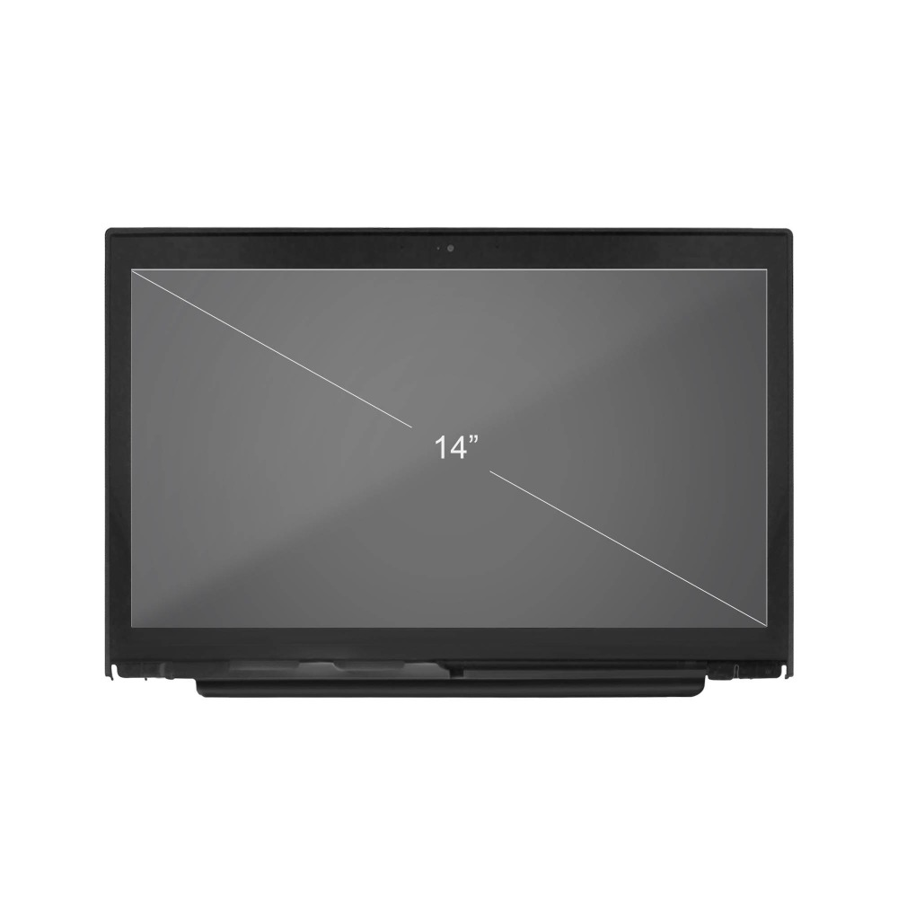 For Lenovo Thinkpad 00HM914 SD10A12029 LED LCD Touch screen Display Assembly With Frame 14led lcd display touch screen assembly with bezel for lenovo thinkpad 00hm039 00hm915