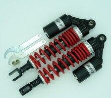 13 »340 мм Мотоцикл Скутер Задние Воздуха Амортизаторы Repace Пружина Демпфера