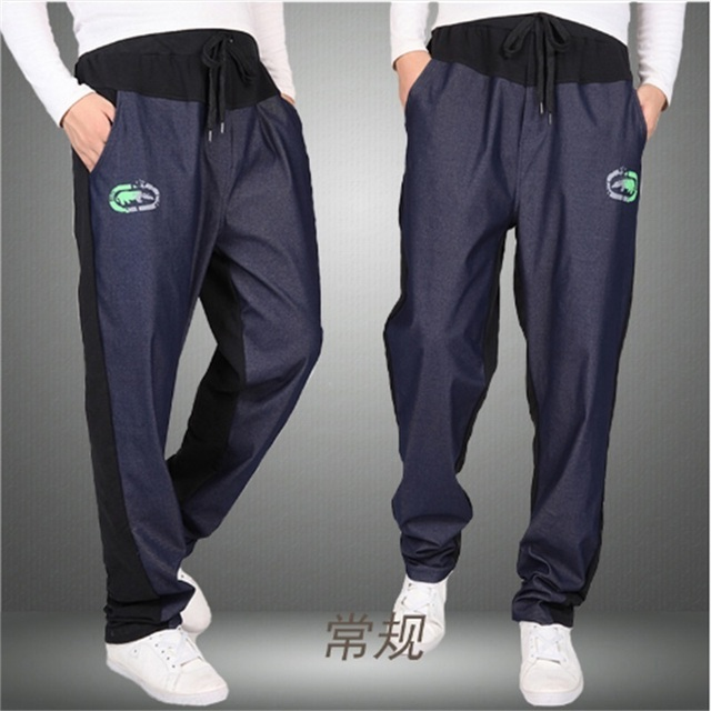 new plus size Autumn 2018 big 8XL 7XL 6XL 5XL cotton casual pants for men's thin health trousers / pants for girls, men trousers 3