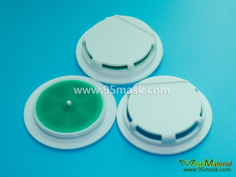 n95 respirator exhalation valve