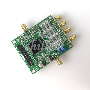 Image 2 - High speed /AD9854 module DDS evaluation board / signal generator / based on the official filter /AD9854/ package