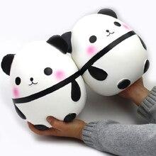 14.5*13.5cm Antistress Squishes Panda PU Toy Kawaii Squishy Toys Healing Fun Stress Reliever Decompression Toy Kid Grownups Toys